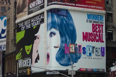 Hairspray, una comedia musical