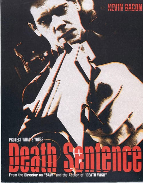 Poster 3 Death Sentence