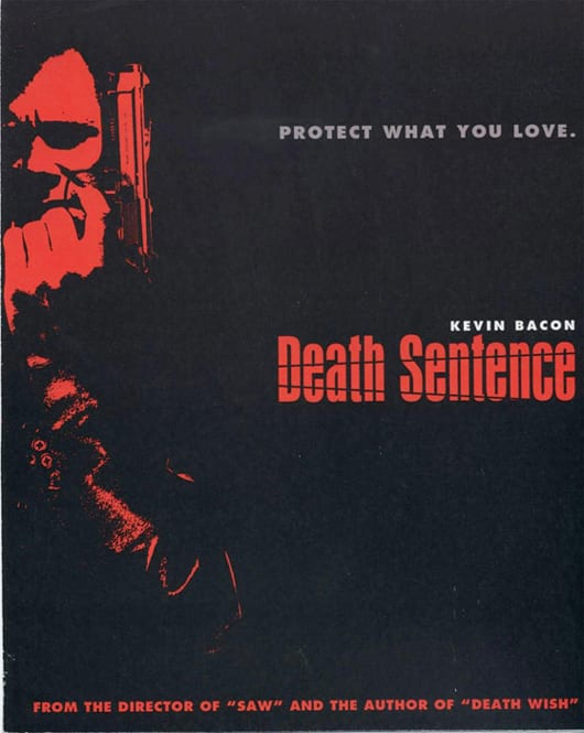 Poster 4 Death Sentence