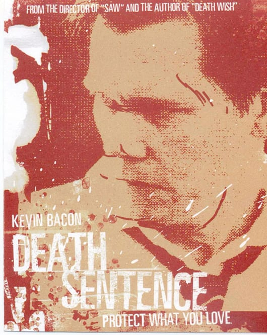 Poster 7 Death Sentence