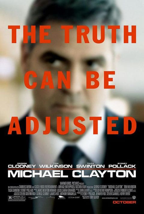 Michael Clayton USA
