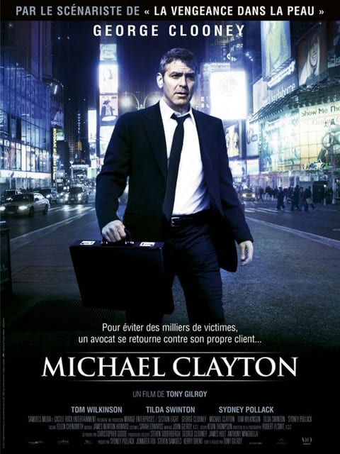 Michael Clayton Internacional