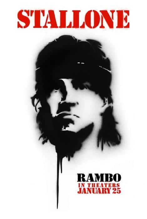 Poster de Rambo