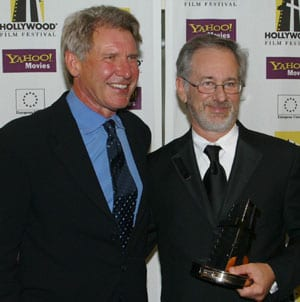 Ford y Spielberg