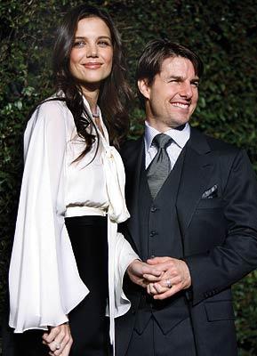 Tom y Katie