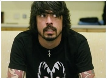 Foo Fighters – Dave Grohl