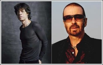 Mick Jagger - Dave Stewart