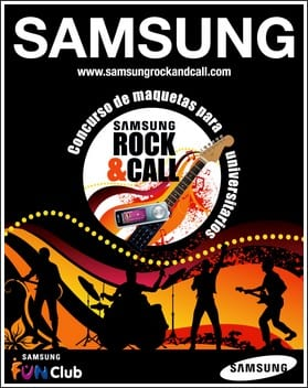 Samsung Rock & Call