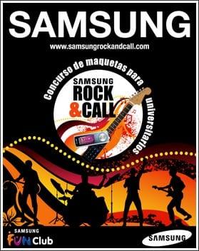 Samsung Rock & Call