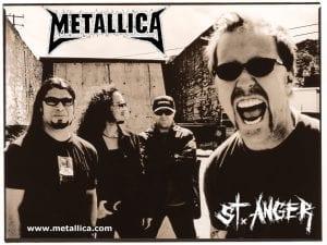 metallica 300x225 Metallica, por primera vez en Centroamérica