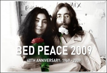 Yoko Ono - Bed Peace 2009