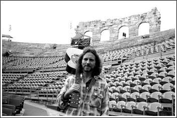 Pearl Jam - Eddie Vedder