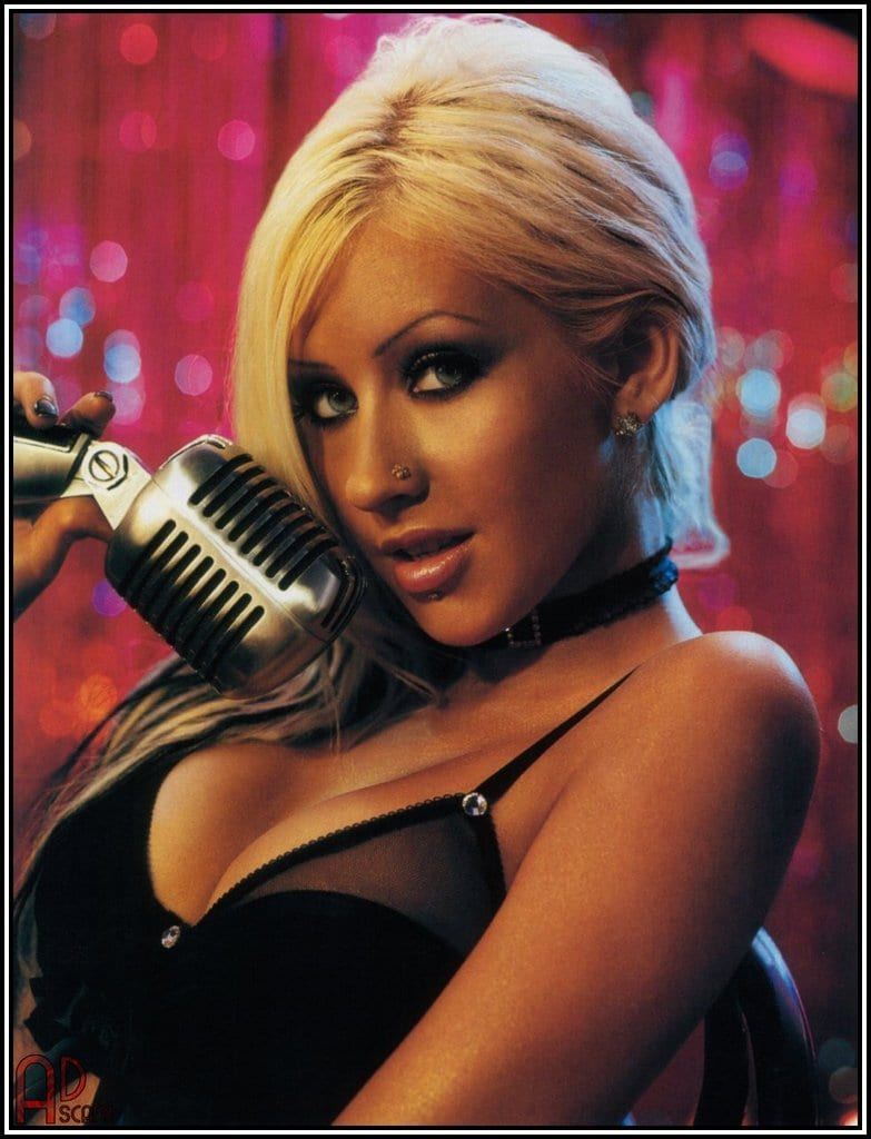 Fuentes De Informaci N Christina Aguilera Se Desnuda
