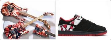 Eddie Van Halen - Nike