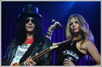 Slash - Fergie