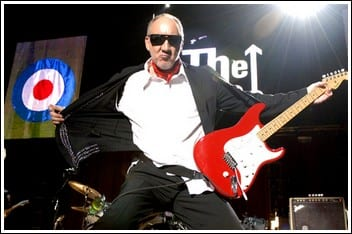 The Who – Pete Townshend