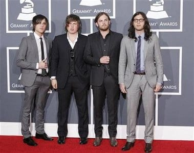 kingofleon Kings of Leon: problemas con palomas