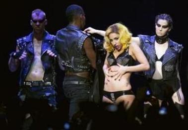 ladygagaa Lady Gaga, récord de nominaciones a los premios MTV