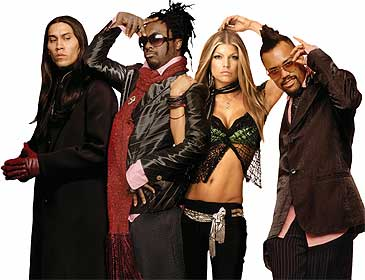 Black Eyed Peas  Black Eyed Peas: detalles de The Beginning