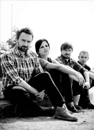 foto reciente de The Cranberries