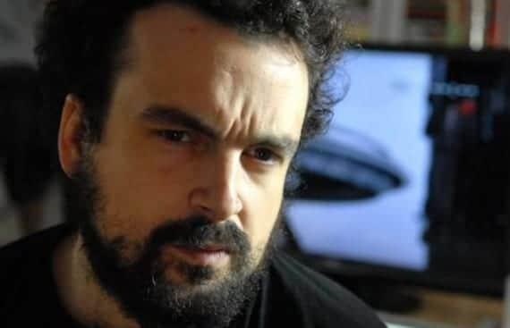 """Nacho Vigalondo, director de """"Extraterrestre"""""""
