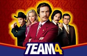 Will Ferrell y su troupe