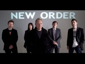 New Order se incorporan al cartel del Sónar