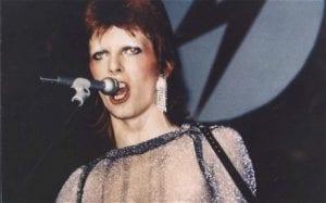 Ziggy Stardust cumple 40 años