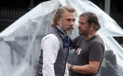 Christoph Waltz en Django Unchained