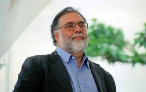 Coppola en Cannes en 1990