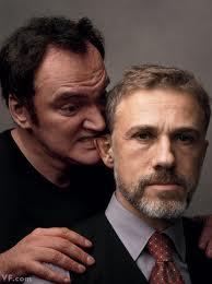 Tarantino y Waltz