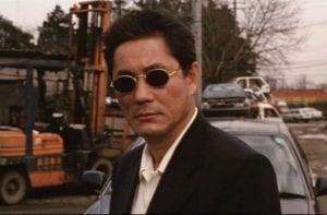 Takeshi Kitano en Violent Cop