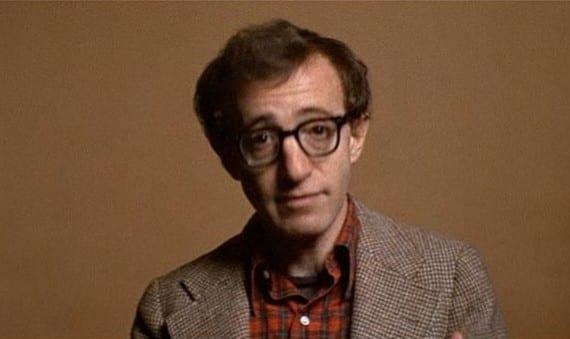 Woody Allen en Annie Hall