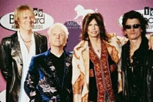 Aerosmith a pleno
