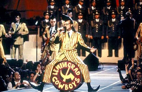 The Leningrad Cowboys