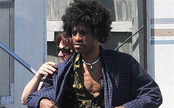 Andre 3000 es Jimi Hendrix