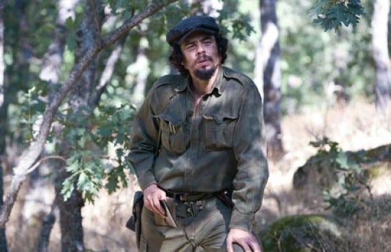 Benicio del toro es el Che