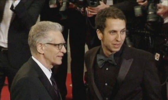 David y Brandon Cronenberg
