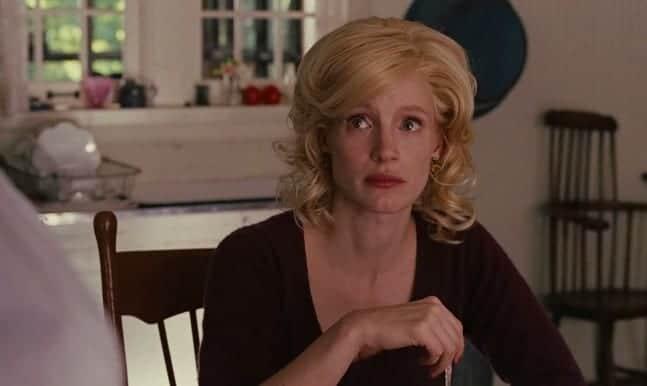 Jessica Chastain en Criadas y señoras