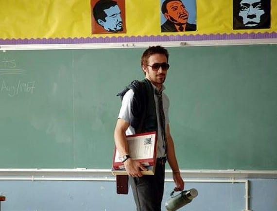 Ryan Gosling en Half Nelson