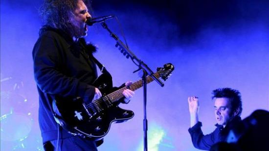 The Cure en el Bilbao BBK Live