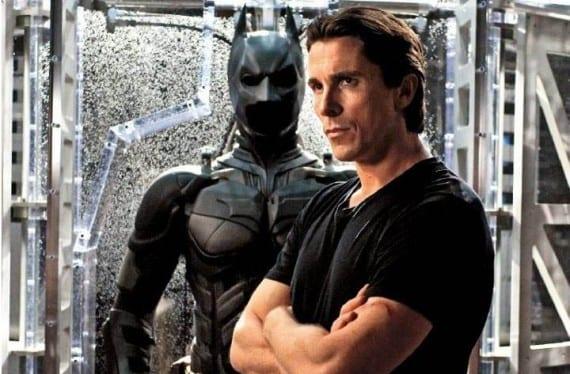 Christian Bale en El Caballero Oscuro la leyenda renace
