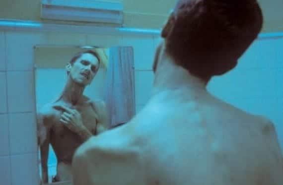 Christian Bale en El Maquinista