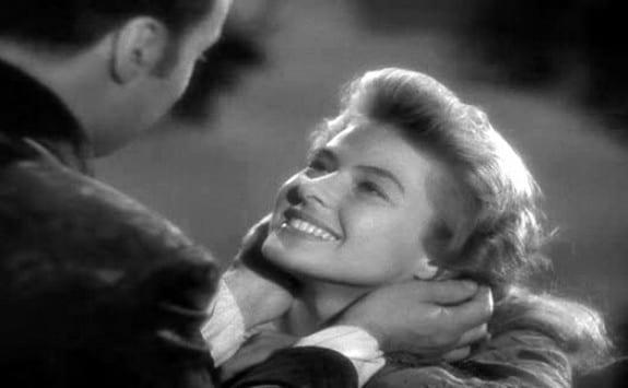 Ingrid Bergman en Luz que agoniza