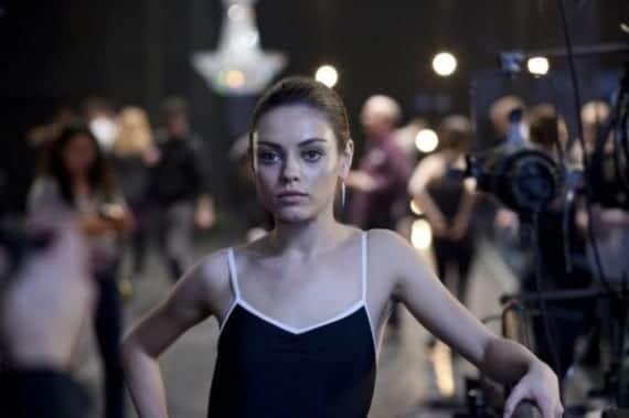 Mila Kunis en Cisne negro