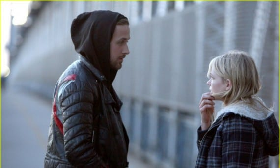 Ryan Gosling y Michelle Williams en Blue Valentine