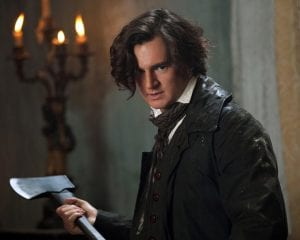 Benjamin Walker interpreta a Abraham Lincoln