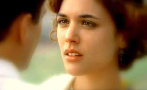 Adriana Ugarte se hizo popular gracias a la serie de TVE 'La señora'.