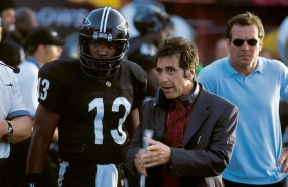 Al Pacino en Un domingo cualquiera
