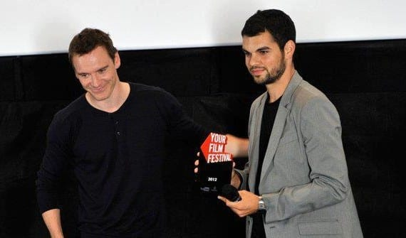 David Victori ganador del Your Film Festival